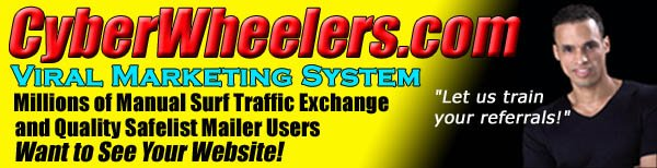 cyberwheelers traffic